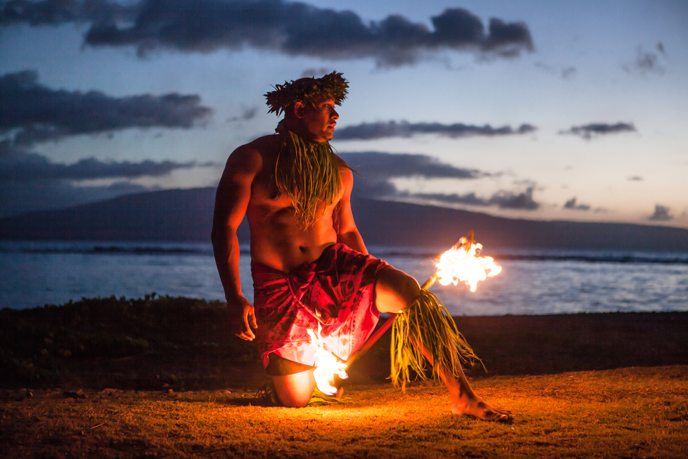 Get a taste of Hawaiian culture on the island of Maui, which is known for its sheltered bays and beaches.