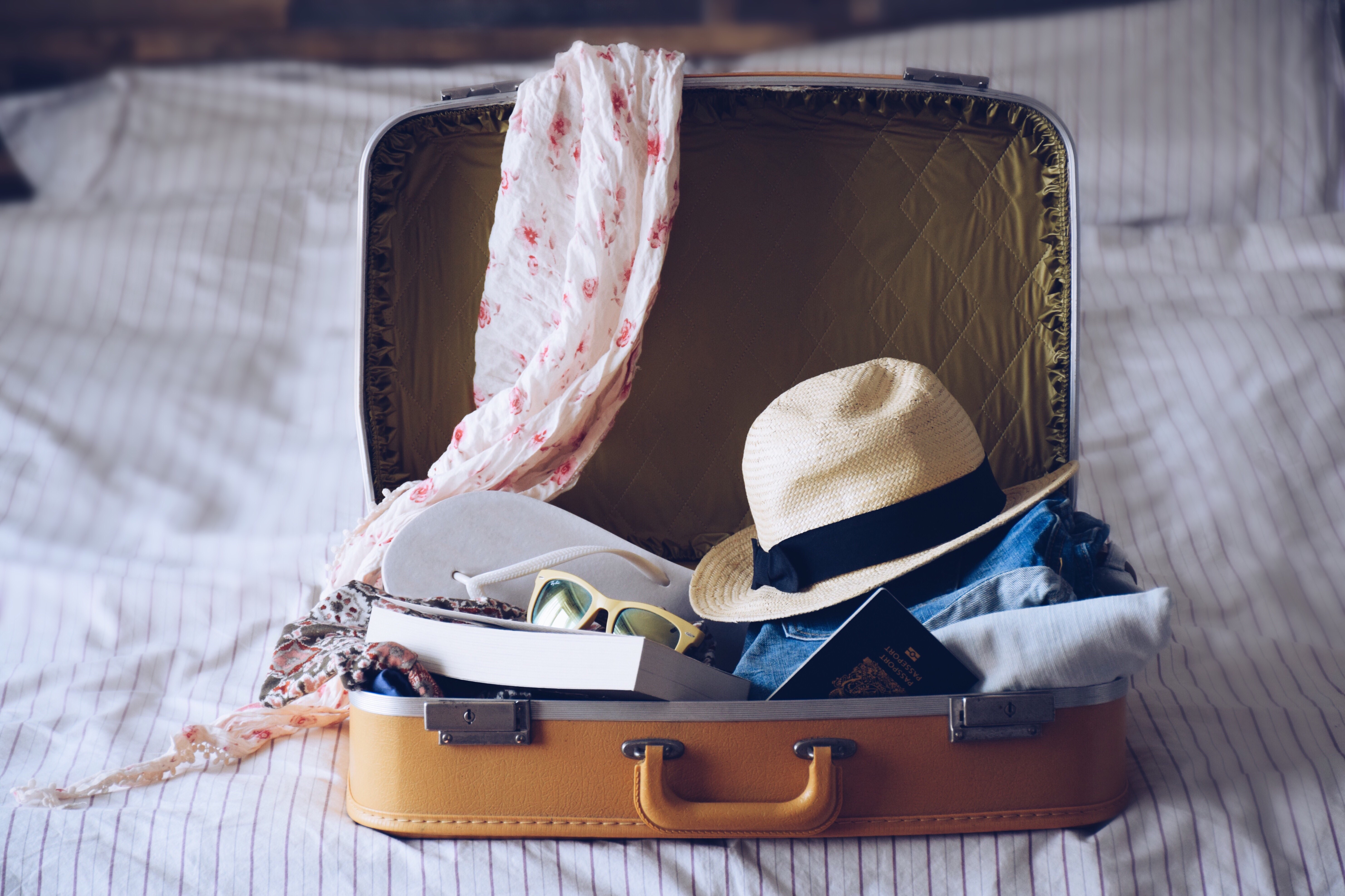 Packing for international travel doesn't need to be stressful!